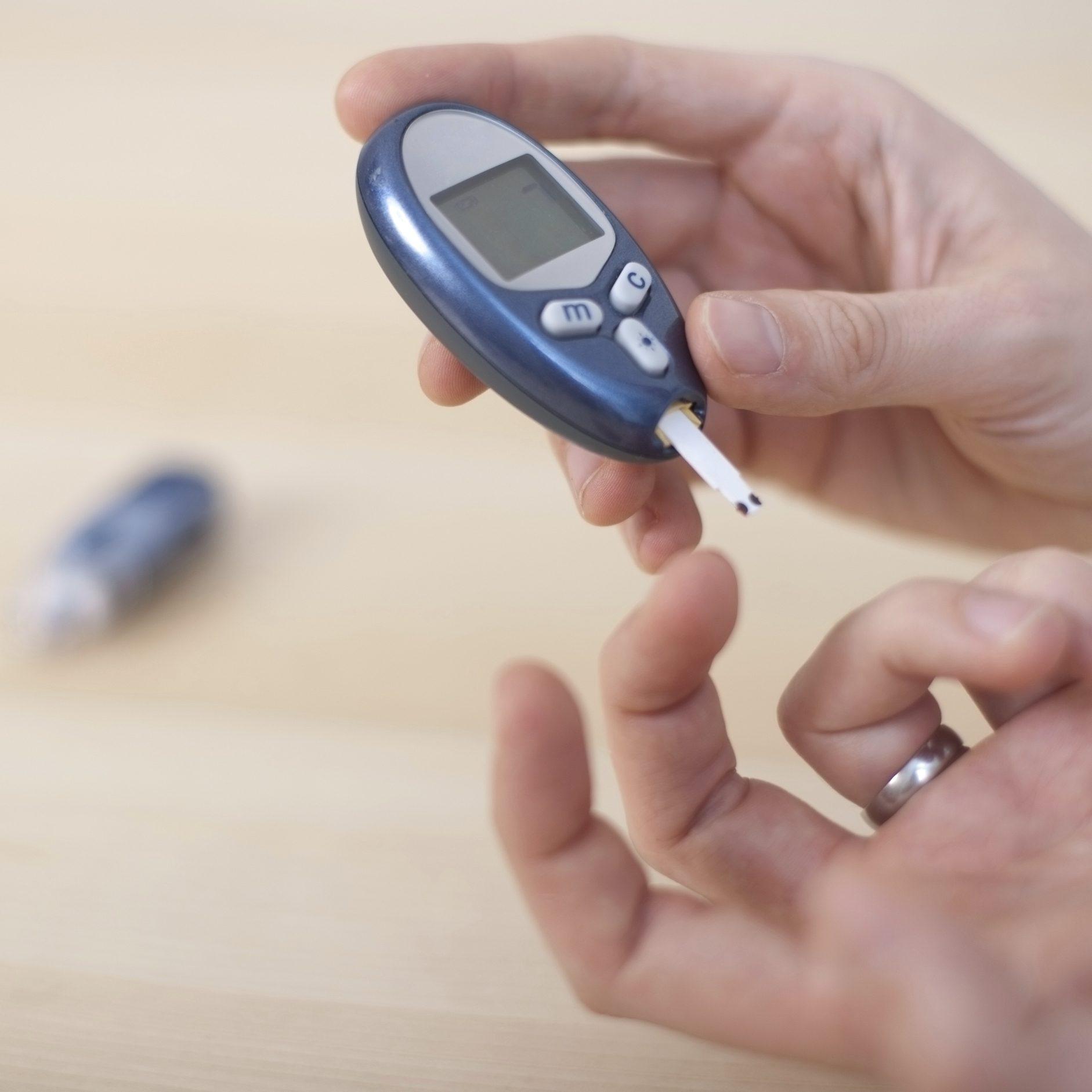 giardia diabetes
