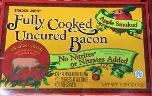 Bacon pkg NoNitrite